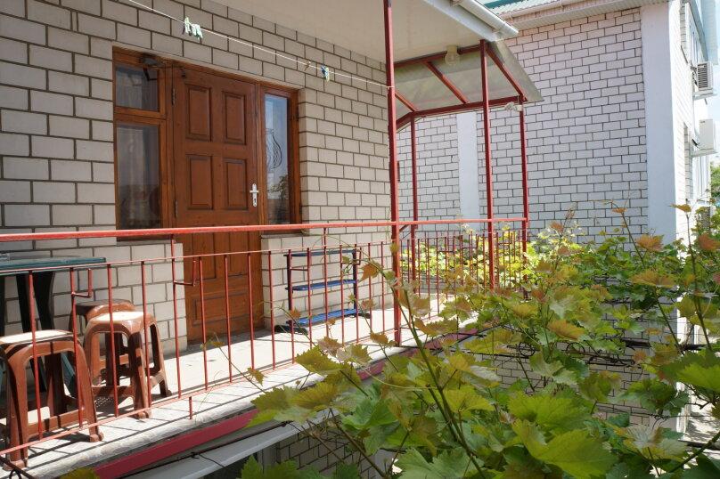 Трёхкомнатный 4-6 местный домик с кухней, Новороссийская улица, 37, Анапа - Фотография 1