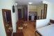 Однокомнатный трехместный с балконом, улица Гагарина, 46, район горы Фирейная , Судак с балконом - Фотография 12
