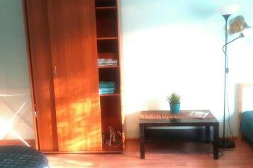 1-комн. квартира, 35 кв.м. на 4 человека, Новогодняя, Площадь Маркса, Новосибирск - Фотография 3