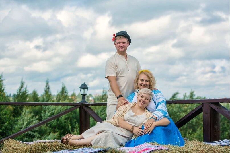 Коттедж, 450 кв.м. на 25 человек, Нагорная , 17А, деревня Корабсельки, Бугры - Фотография 25