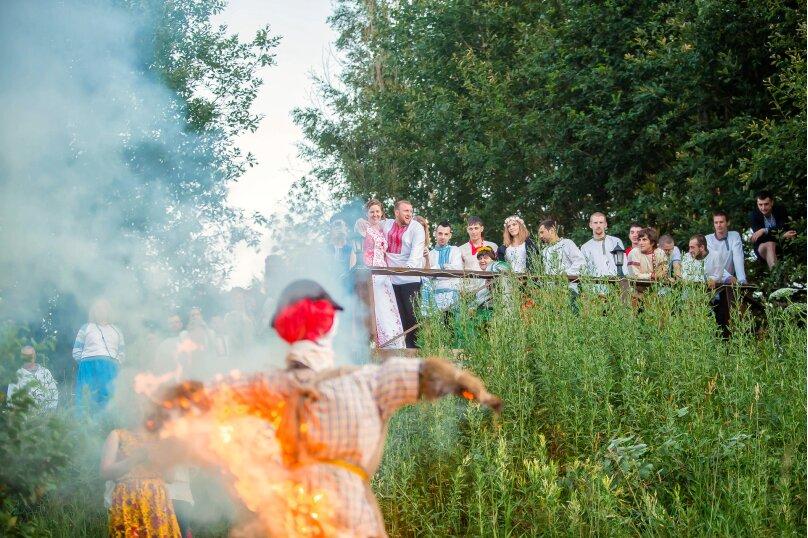 Коттедж, 450 кв.м. на 25 человек, Нагорная , 17А, деревня Корабсельки, Бугры - Фотография 28