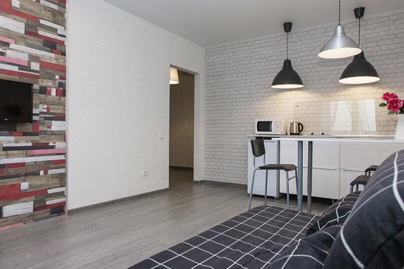 2-комн. квартира, 45 кв.м. на 4 человека, Широтная улица, 158к1, Тюмень - Фотография 1