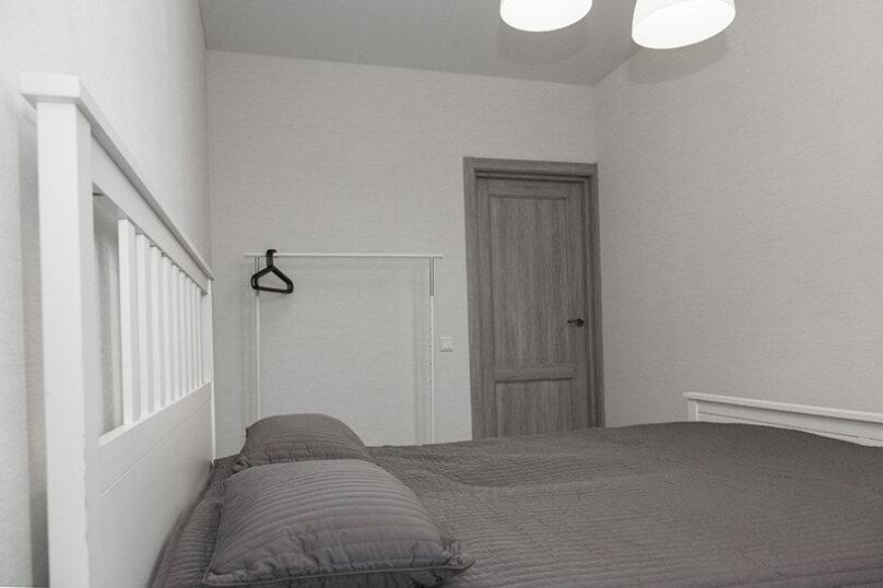 2-комн. квартира, 45 кв.м. на 4 человека, Широтная улица, 158к1, Тюмень - Фотография 8