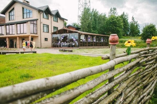 Коттедж, 450 кв.м. на 25 человек, Нагорная , 17А, деревня Корабсельки, Бугры - Фотография 1