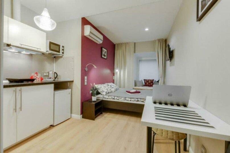 2-комн. квартира, 56 кв.м. на 4 человека, Ленинский проспект, 108, Воронеж - Фотография 4