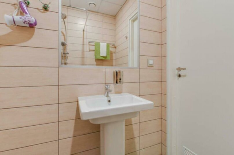 2-комн. квартира, 56 кв.м. на 4 человека, Ленинский проспект, 108, Воронеж - Фотография 7