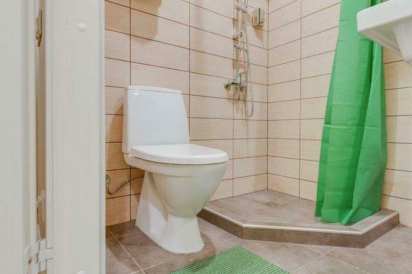 2-комн. квартира, 56 кв.м. на 4 человека, Ленинский проспект, 108, Воронеж - Фотография 8