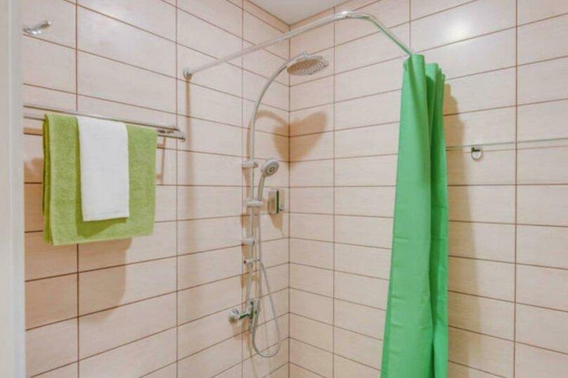 2-комн. квартира, 56 кв.м. на 4 человека, Ленинский проспект, 108, Воронеж - Фотография 9