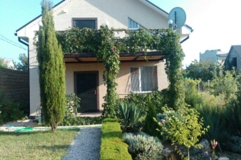 Дом, 120 кв.м. на 10 человек, 4 спальни, Качинское шоссе, 36, посёлок Орловка, Севастополь - Фотография 1