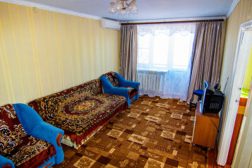 2-комн. квартира, 40 кв.м. на 4 человека, улица Кирова, Черноморское - Фотография 1