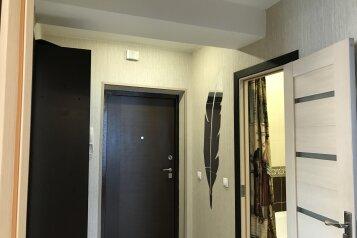 2-комн. квартира, 56 кв.м. на 4 человека, Байкальская улица, 157/2, Октябрьский округ, Иркутск - Фотография 4