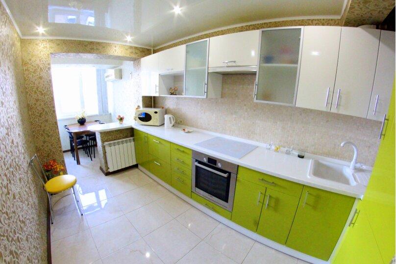 3-комн. квартира, 80 кв.м. на 6 человек, улица Бирюзова, 2А, Судак - Фотография 5