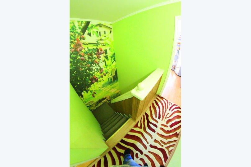 3-комн. квартира, 80 кв.м. на 6 человек, улица Бирюзова, 2А, Судак - Фотография 10