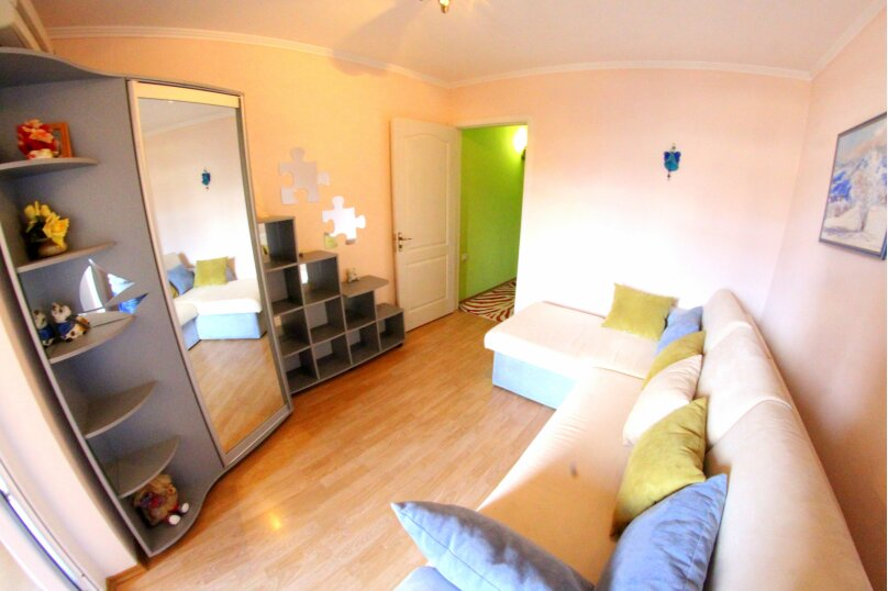 3-комн. квартира, 80 кв.м. на 6 человек, улица Бирюзова, 2А, Судак - Фотография 15