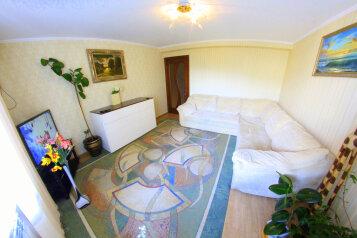 3-комн. квартира, 80 кв.м. на 6 человек, улица Бирюзова, 2А, Судак - Фотография 2