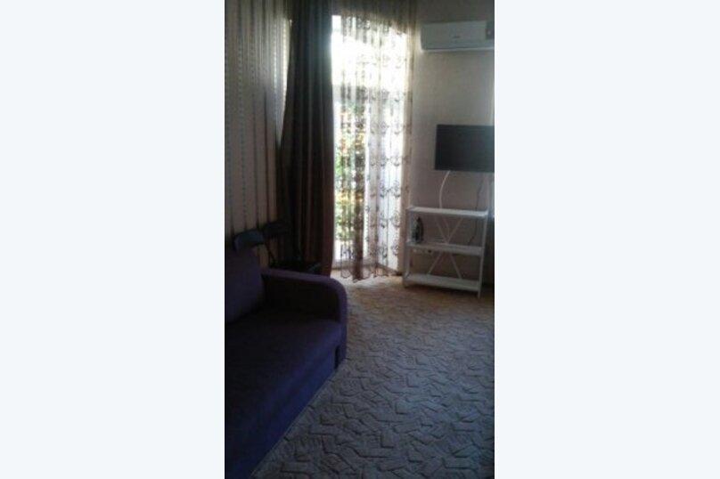 1-комн. квартира, 39 кв.м. на 4 человека, улица Партизанская, 14, Ялта - Фотография 3