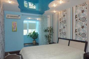 3-комн. квартира, 85 кв.м. на 6 человек, улица Бирюзова, Судак - Фотография 2