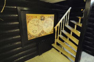 Коттедж Семейный с баней 8-10 чел, 90 кв.м. на 12 человек, 1 спальня, Липовая улица, Тюмень - Фотография 4