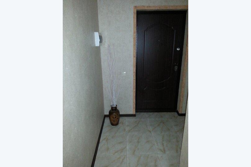 1-комн. квартира, 40 кв.м. на 4 человека, звезный, 7/41, Ольгинка - Фотография 16