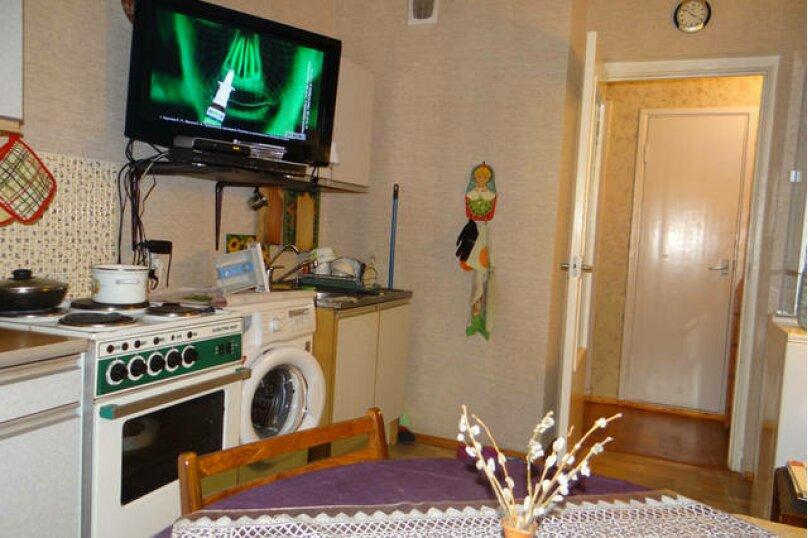 1-комн. квартира, 42 кв.м. на 3 человека, проспект Энгельса, 150к1 подъезд 14, Санкт-Петербург - Фотография 5