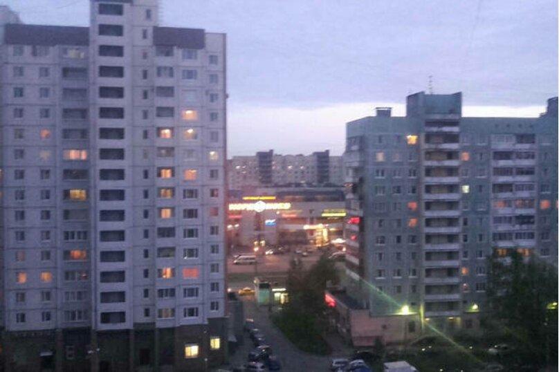 1-комн. квартира, 42 кв.м. на 3 человека, проспект Энгельса, 150к1 подъезд 14, Санкт-Петербург - Фотография 7