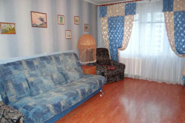 1-комн. квартира, 42 кв.м. на 3 человека, проспект Энгельса, 150к1 подъезд 14, Санкт-Петербург - Фотография 1