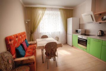 2-комн. квартира, 80 кв.м. на 6 человек, Минская улица, 67, Тюмень - Фотография 3