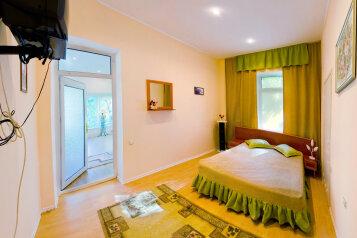 Стандарт:  Номер, Стандарт, 3-местный (2 основных + 1 доп), 1-комнатный, Гостевой дом по комнатам, Бахчисарайское шоссе на 4 номера - Фотография 4