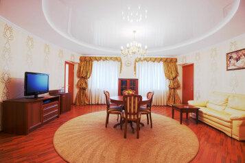 люкс трехкомнатный :  Номер, Люкс, 4-местный (2 основных + 2 доп), 3-комнатный, Гостиница, улица Костылева на 24 номера - Фотография 3