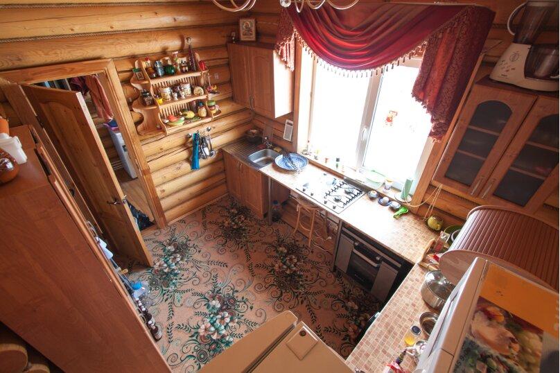 Дом с беседкой Wi-Fi, 130 кв.м. на 13 человек, 5 спален, п. Неприе, 51, Осташков - Фотография 26
