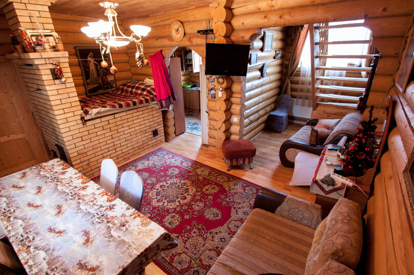 Дом с беседкой Wi-Fi, 130 кв.м. на 13 человек, 5 спален, п. Неприе, 51, Осташков - Фотография 27