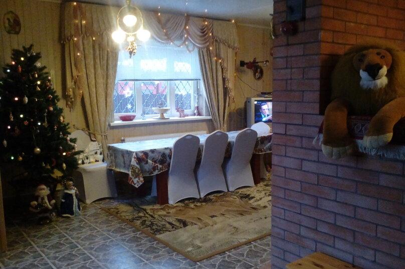 Дом с баней детской площадкой WI-FI, 150 кв.м. на 15 человек, 4 спальни, п. Неприе, 51, Осташков - Фотография 6