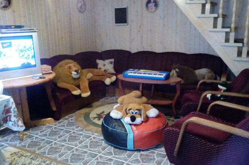 Дом с баней детской площадкой WI-FI, 150 кв.м. на 15 человек, 4 спальни, п. Неприе, 51, Осташков - Фотография 8