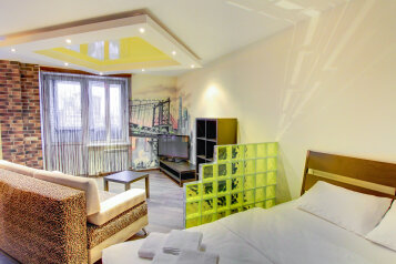 1-комн. квартира, 46 кв.м. на 4 человека, улица Шмидта, 6, Щелково - Фотография 1