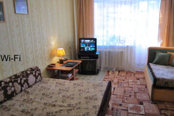 2-комн. квартира, 50 кв.м. на 5 человек, улица 5 Августа, Западный округ, Белгород - Фотография 1