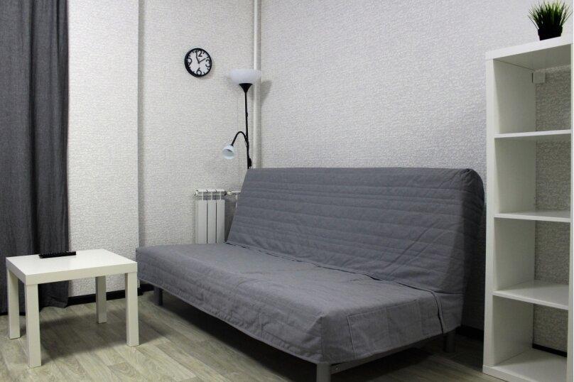 1-комн. квартира, 28 кв.м. на 3 человека, улица Фокина, 195, Брянск - Фотография 1
