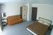 Однокомнатный коттедж, улица Гагарина, 46, район горы Фирейная , Судак с балконом - Фотография 3