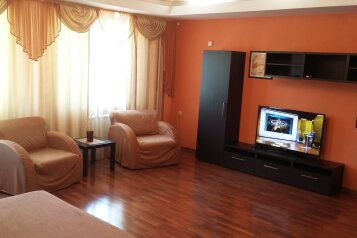 2-комн. квартира, 100 кв.м. на 6 человек, улица Толстого, Анапа - Фотография 2