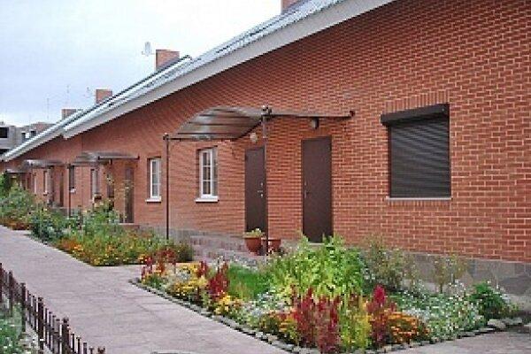Дом, 110 кв.м. на 8 человек, 3 спальни, Курортная, 33/2к5, Банное - Фотография 1