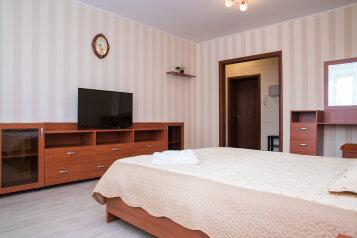 1-комн. квартира, 55 кв.м. на 5 человек, Чистопольская улица, Казань - Фотография 2