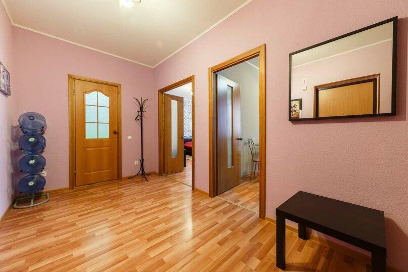 1-комн. квартира, 52 кв.м. на 5 человек, улица Шейнкмана, 90, Екатеринбург - Фотография 13