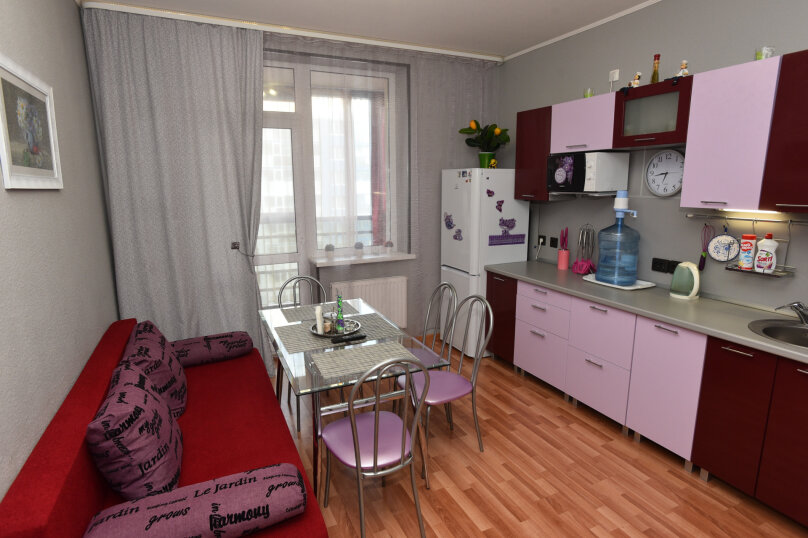 1-комн. квартира, 52 кв.м. на 5 человек, улица Шейнкмана, 90, Екатеринбург - Фотография 14