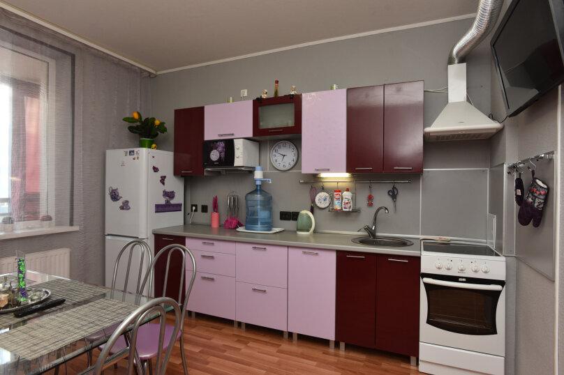 1-комн. квартира, 52 кв.м. на 5 человек, улица Шейнкмана, 90, Екатеринбург - Фотография 15