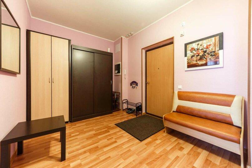 1-комн. квартира, 52 кв.м. на 5 человек, улица Шейнкмана, 90, Екатеринбург - Фотография 28