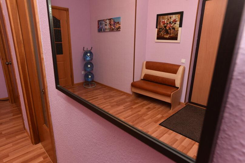 1-комн. квартира, 52 кв.м. на 5 человек, улица Шейнкмана, 90, Екатеринбург - Фотография 29