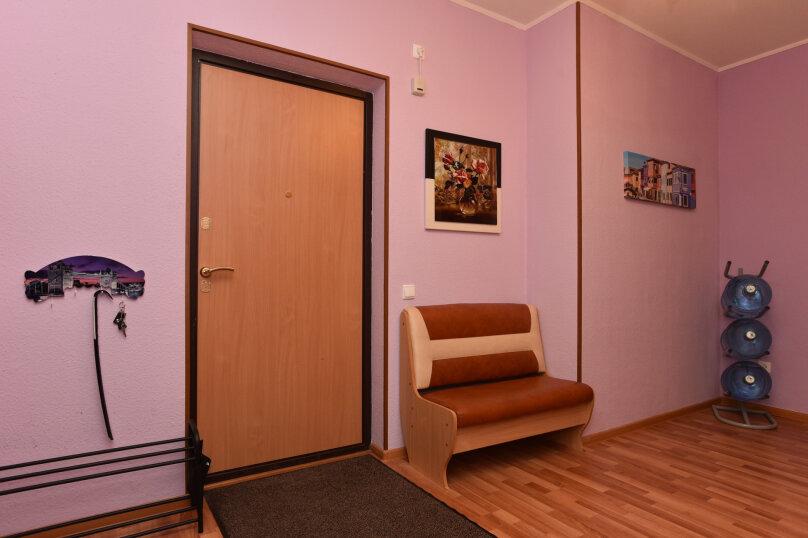 1-комн. квартира, 52 кв.м. на 5 человек, улица Шейнкмана, 90, Екатеринбург - Фотография 34