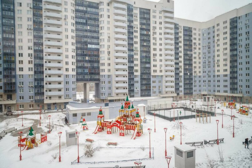 1-комн. квартира, 52 кв.м. на 5 человек, улица Шейнкмана, 90, Екатеринбург - Фотография 39