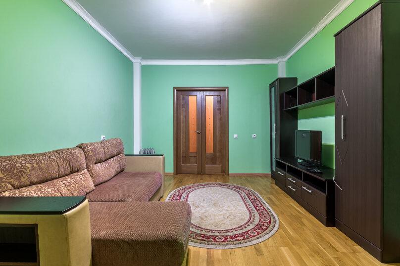 2-комн. квартира, 75 кв.м. на 4 человека, улица Кропоткина, 13А, Воронеж - Фотография 7