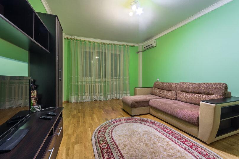 2-комн. квартира, 75 кв.м. на 4 человека, улица Кропоткина, 13А, Воронеж - Фотография 8
