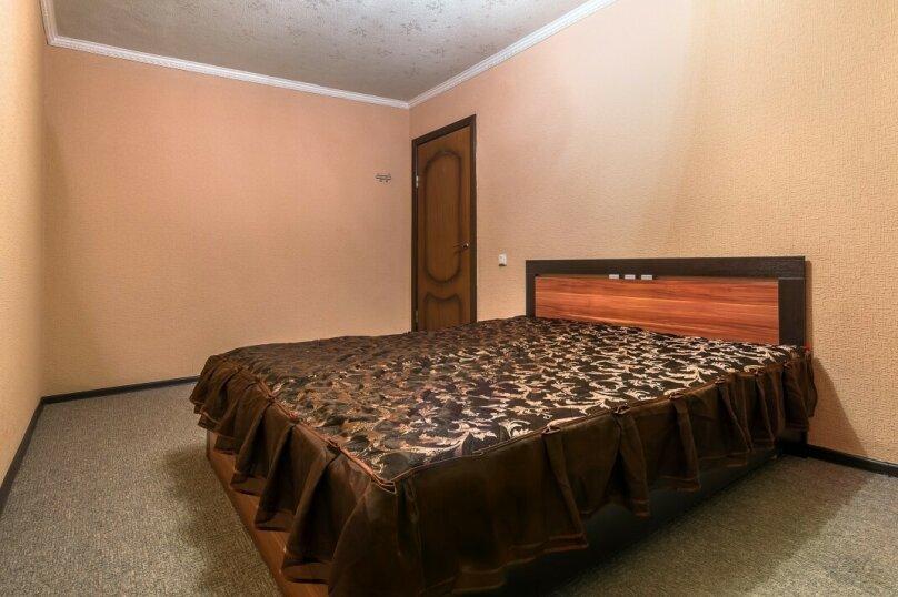 3-комн. квартира, 80 кв.м. на 6 человек, Ленинский проспект, 117А, Воронеж - Фотография 1